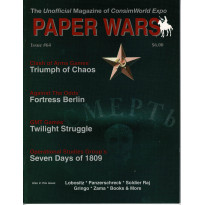Paper Wars - Issue 64 (magazine wargames en VO) 001