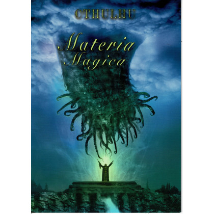 Materia Magica (jdr Cthulhu Système Gumshoe en VF) 007