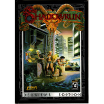 Shadowrun - Livre de base (jdr Deuxième Edition en VF)