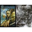 Shadowrun - Ecran et livret (jdr 3e édition de Jeux Descartes en VF) 009
