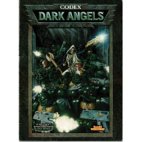 Codex Dark Angels (Livret d'armée figurines Warhammer 40,000 V3 en VF)