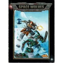 Codex Space Wolves (Livret d'armée figurines Warhammer 40,000 V3 en VF)