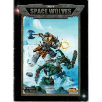 Codex Space Wolves (Livret d'armée figurines Warhammer 40,000 V3 en VF)