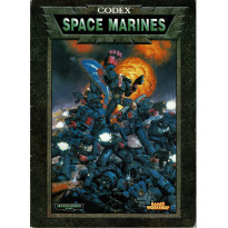 Codex Space Marines V3 (Livre d'armée figurines Warhammer 40,000 en VF)