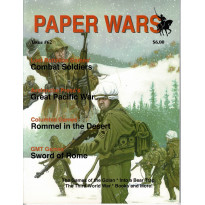 Paper Wars - Issue 62 (magazine wargames en VO) 001