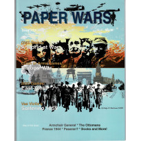 Paper Wars - Issue 59 (magazine wargames en VO)