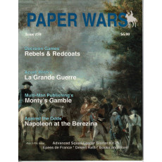 Paper Wars - Issue 58 (magazine wargames en VO)