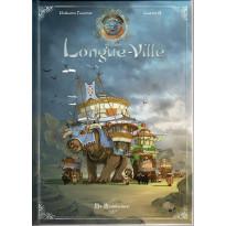 Longue-Ville - Livre de base & fiches (jdr De Architectura en VF)