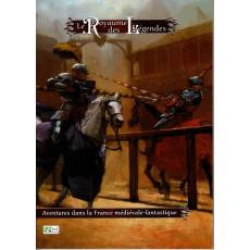 Le Royaume des Légendes - Livre de base (jdr auto-édition en VF)