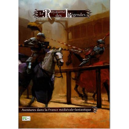 Le Royaume des Légendes - Livre de base (jdr auto-édition en VF) 001
