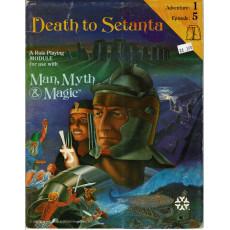 Death to Setanta (jdr Man, Myth & Magic de Yaquinto en VO)