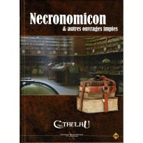 Necronomicon & autres ouvrages impies - Edition spéciale (jdr L'Appel de Cthulhu V6 en VF)