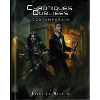 Chroniques Oubliées Contemporain - Livre de règles (jdr Black Book Editions en VF) 001