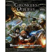 Chroniques Oubliées Fantasy - Recueil de mini-aventures (jdr Black Book Editions en VF) 001