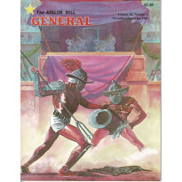 General Vol. 18 Nr. 4 (magazine jeux Avalon Hill en VO)