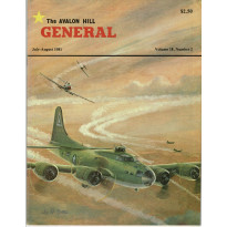 General Vol. 18 Nr. 2 (magazine jeux Avalon Hill en VO)
