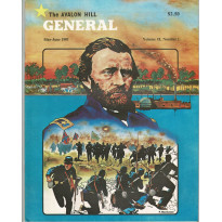General Vol. 18 Nr. 1 (magazine jeux Avalon Hill en VO)