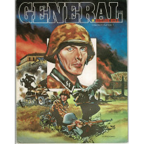 General Vol. 21 Nr. 1 (magazine jeux Avalon Hill en VO)