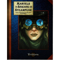 Marvels of Science and Steampunk (jdr Victoriana en VO) 001