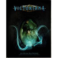 Victoriana - 3rd edition Core Rulebook (jdr de Cubicle 7 en VO) 001