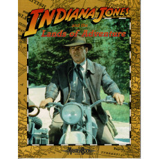 Indiana Jones and the Lands of Adventure (jdr de West End Games en VO)