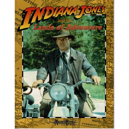 Indiana Jones and the Lands of Adventure (jdr de West End Games en VO) 001