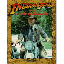 Indiana Jones and the Lands of Adventure (jdr de West End Games en VO) 001