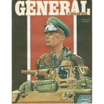 General Vol. 22 Nr. 1 (magazine jeux Avalon Hill en VO)