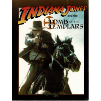 Indiana Jones and the Tomb of the Templars (jdr de West End Games en VO) 001