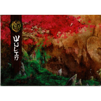 Wulin Edition Lotus Pourpre - Ecran de Jeu (jdr Les éditions du Troisième Oeil en VF)