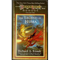 The Legend of Huma (roman Dragonlance Saga en VO)