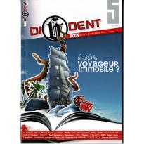 Di6dent N° 5 (magazine de jeux de rôle et de culture rôliste) 001