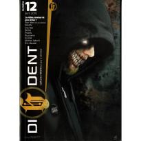 Di6dent N° 12 (magazine de jeux de rôle et de culture rôliste) 001