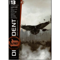 Di6dent N° 13 (magazine de jeux de rôle et de culture rôliste) 001
