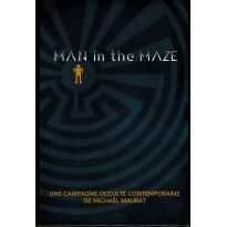 Man in the Maze (boîte jdr éditions Les XII Singes en VF) 001