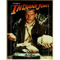 The World of Indiana Jones (jdr de West End Games en VO) 001