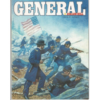 General Vol. 22 Nr. 5 (magazine jeux Avalon Hill en VO)