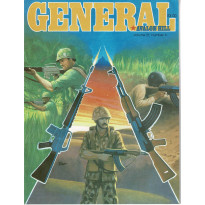 General Vol. 21 Nr. 6 (magazine jeux Avalon Hill en VO)