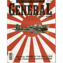 General Vol. 31 Nr. 1 (magazine jeux Avalon Hill en VO)