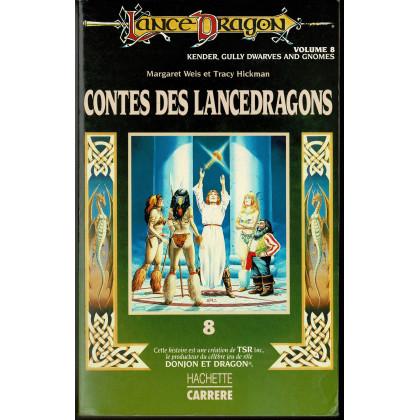 Contes des LanceDragons - Volume 8 (roman LanceDragon en VF) 001
