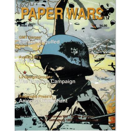Paper Wars - Issue 56 (magazine wargames en VO) 001