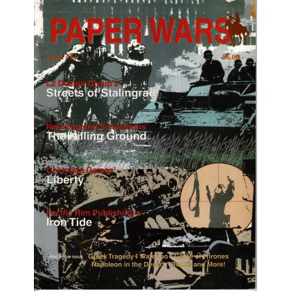 Paper Wars - Issue 54 (magazine wargames en VO) 001