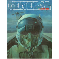 General Vol. 23 Nr. 1 (magazine jeux Avalon Hill en VO)