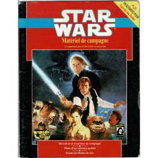 Matériel de Campagne (jdr Star Wars D6 en VF)
