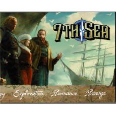 7th Sea - Ecran seul (jdr de John Wick en VO)