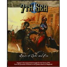 Lands of Gold & Fire (jdr 7th Sea de John Wick en VO)