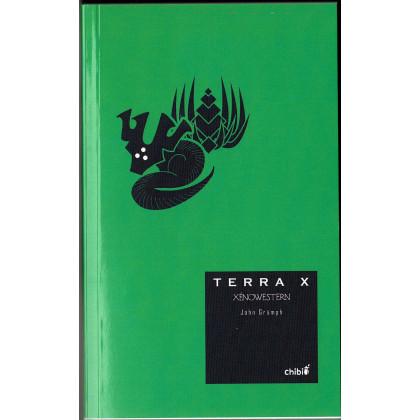 Terra X - Jeu de rôles de Xénowestern (jdr des éditions Chibi en VF) 002