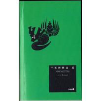 Terra X - Jeu de rôles de Xénowestern (jdr des éditions Chibi en VF)