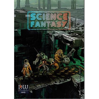 Science Fantasy - Le jeu de rôle (jdr Dungeon World en VF) 002