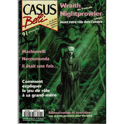 Casus Belli N° 91 (magazine de jeux de rôle) 009